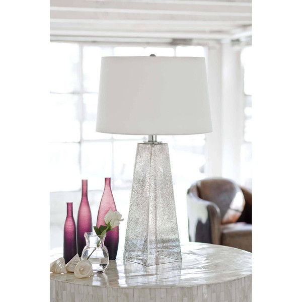 Stardust Glass Table Lamp Regina Andrew