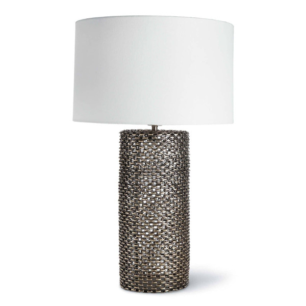 935b2c8c8bef Chain Link Table Lamp