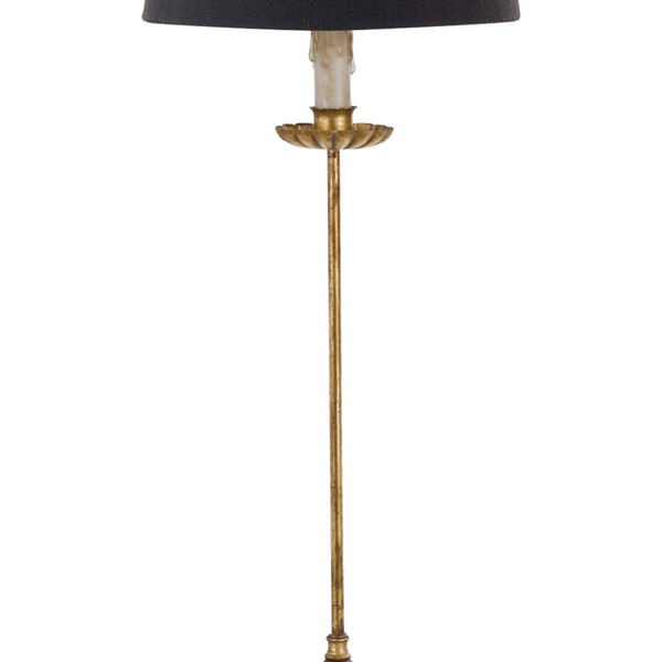 Clove Stem Buffet Table Lamp