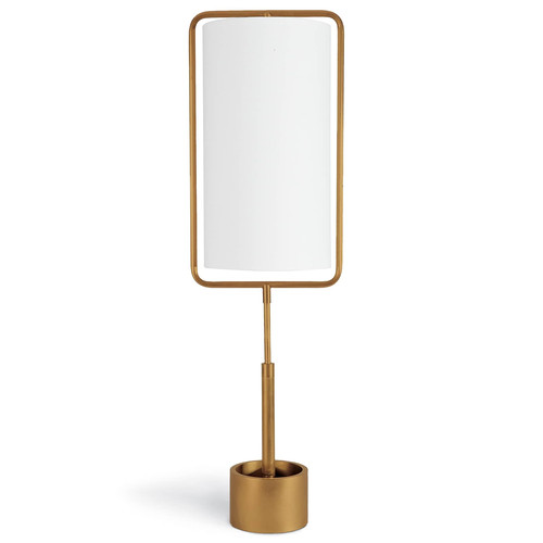 Geo Rectangle Table Lamp