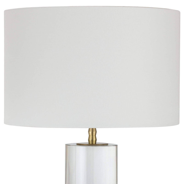 Juliet Crystal Table Lamp Large Regina Andrew