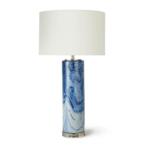 Tide Ceramic Table Lamp