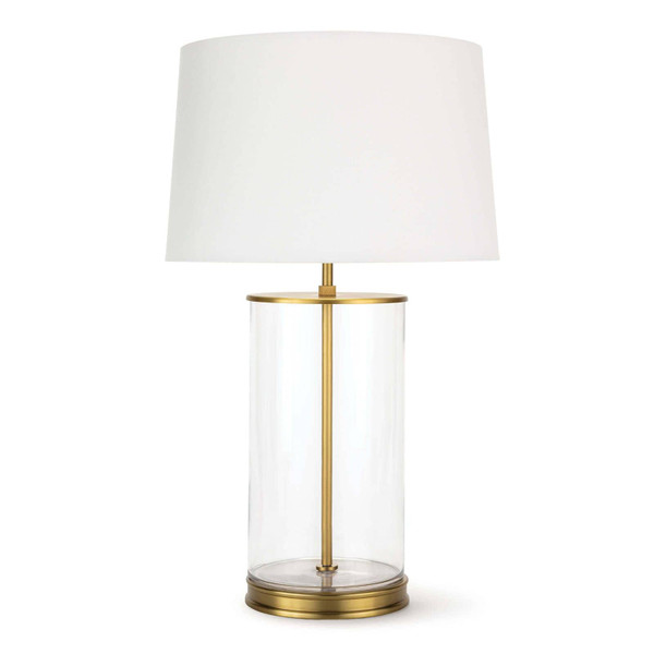 Magelian Glass Table Lamp