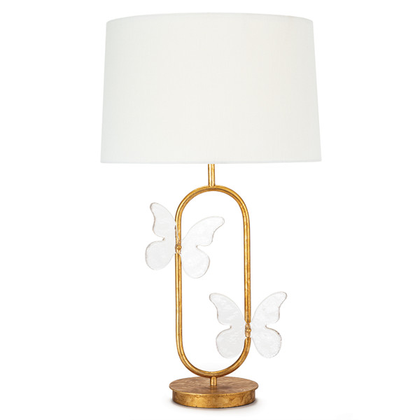Monarch Oval Table Lamp