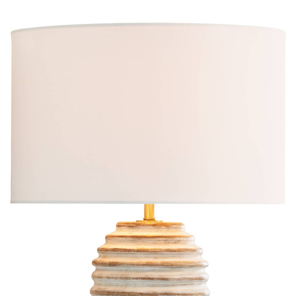 Carmel Wood Table Lamp