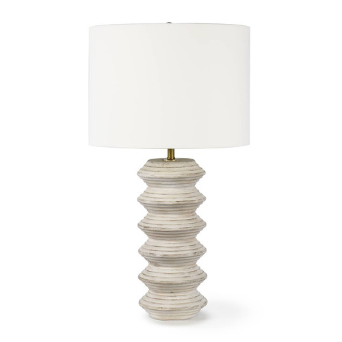 Nova Wood Table Lamp