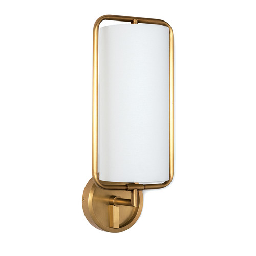 Geo Rectangle Sconce