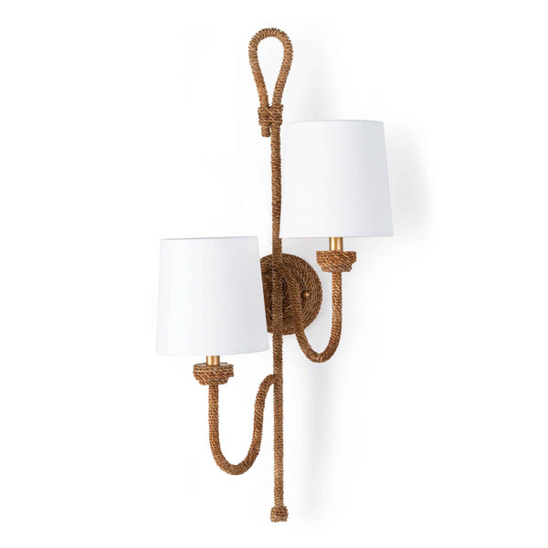 Bimini Sconce Double