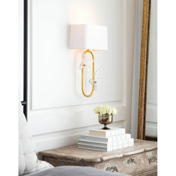 Monarch Oval Sconce