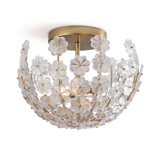 Charlotte Semi Flush Mount