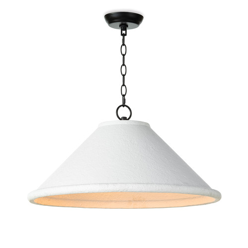Billie Concrete Pendant Large