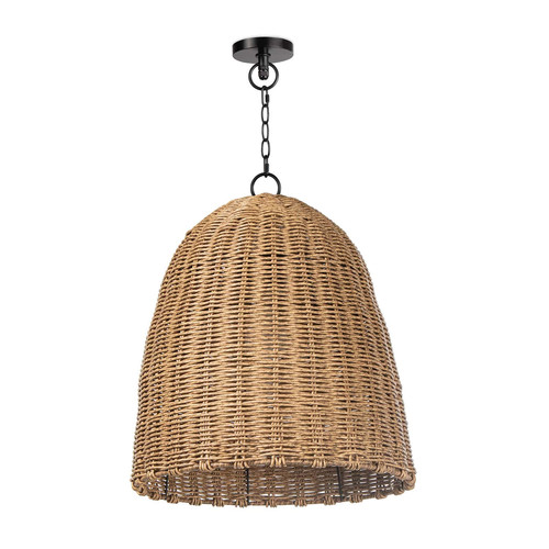 Beehive Outdoor Pendant Small