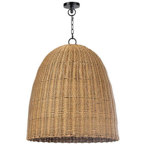 Beehive Outdoor Pendant Large