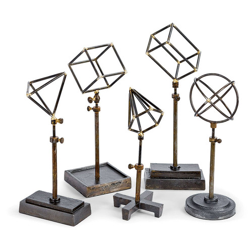 Geometrical Shapes (Set of 5)
