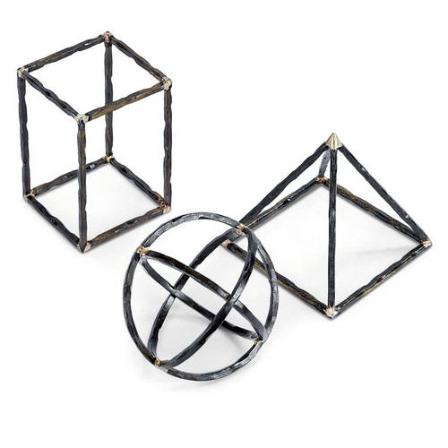 Geo Shapes (Set of 3)