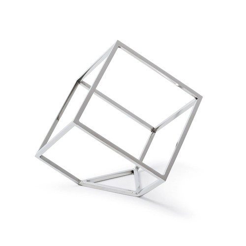 Open Standing Cube