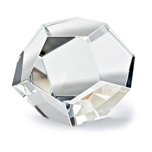 Crystal Dodecahedron Large
