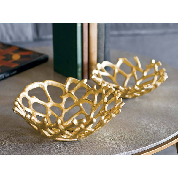 Web Bowl Set of 2