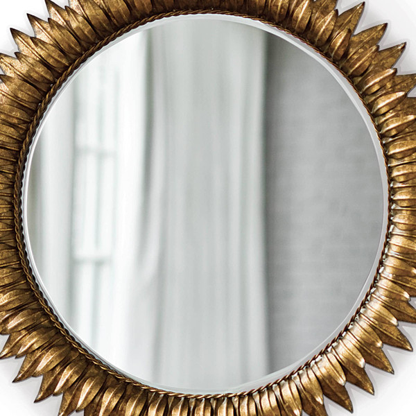 Sun Flower Mirror Small