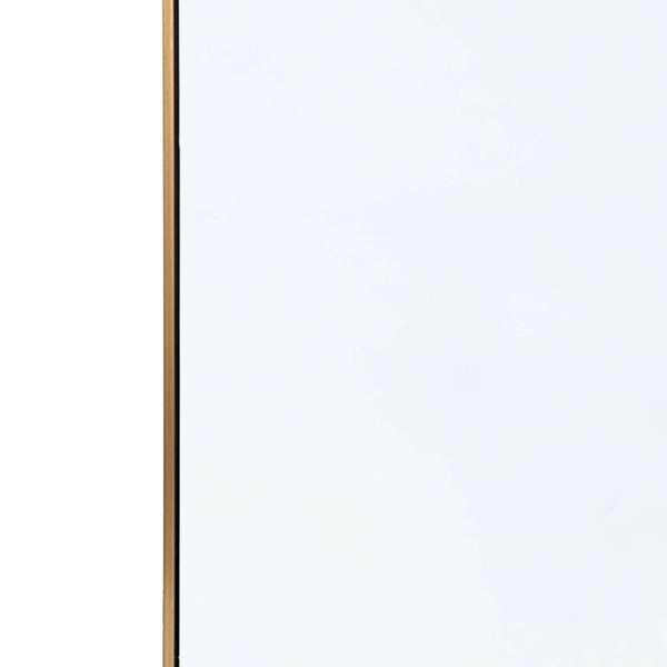 Hanging Rectangle Mirror