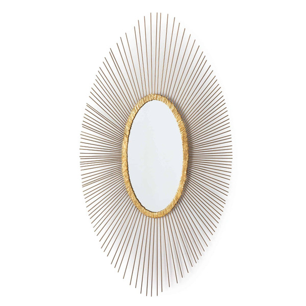 Sedona Oval Mirror
