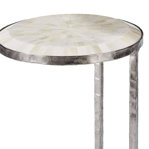 Bone Veneer Nesting Tables