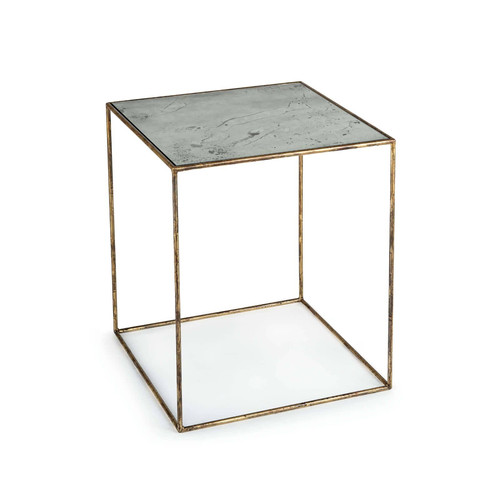 Mirage Square Side Table