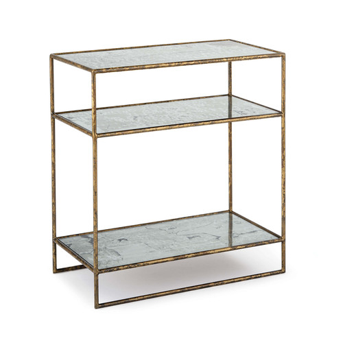 Mirage 3 Shelf Side Table