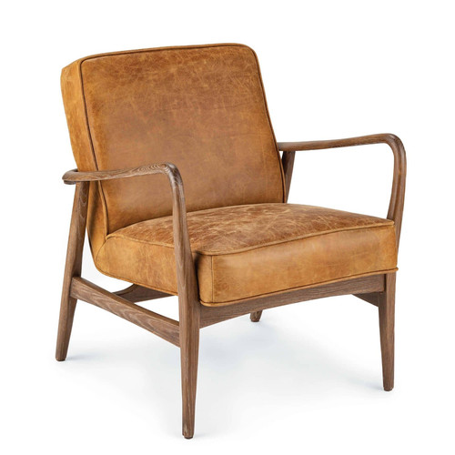 Surrey Leather Chair