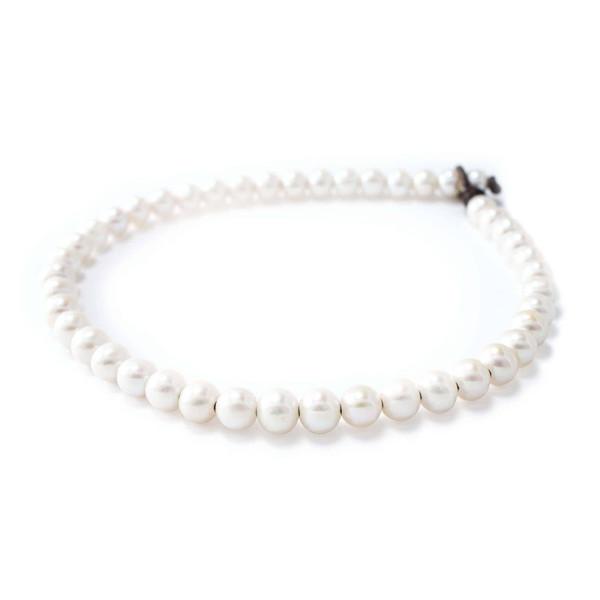 Brooke Pearl Necklace
