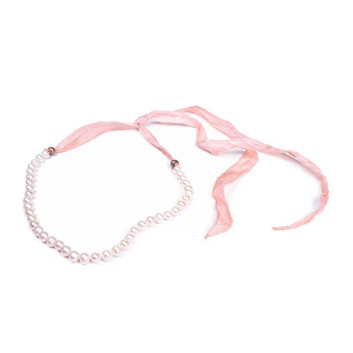Avery Pearl Necklace