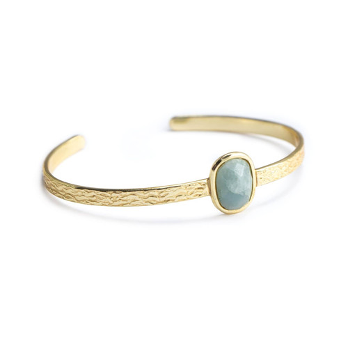 Hallie Cuff (Multiple Stone Options)