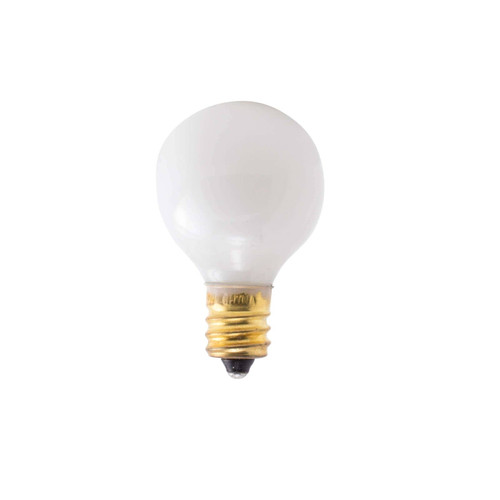 Globe Type Bulb Package Qty 25